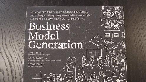 Business Model Generation no Jornal do Empreendedor