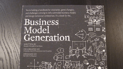 Business Model Generation no Jornal do Empreendedor