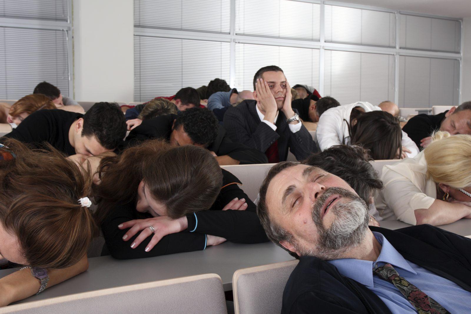 Como fazer as reuniões servirem pra alguma coisa