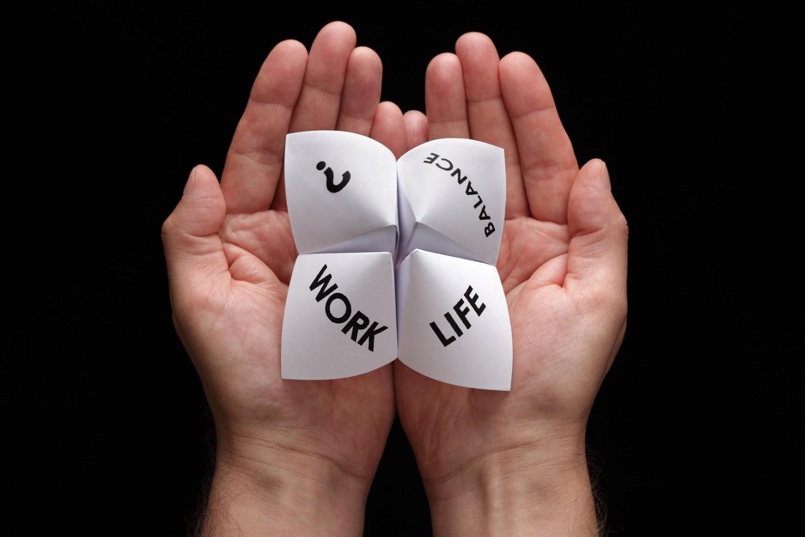 Como finalmente encontrar o equilíbrio entre vida e trabalho