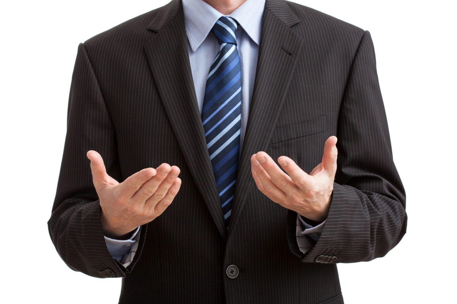 Noções básicas de linguagem corporal para os negócios
