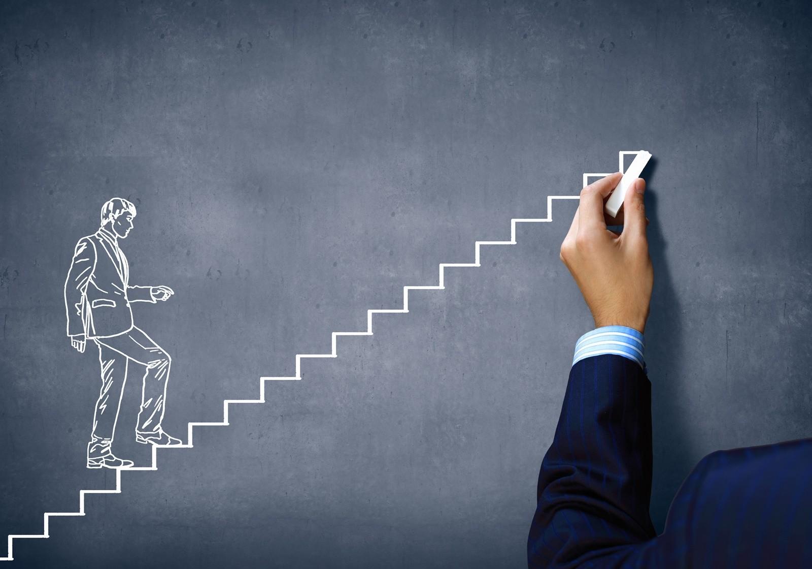A diferença entre o sucesso e o fracasso