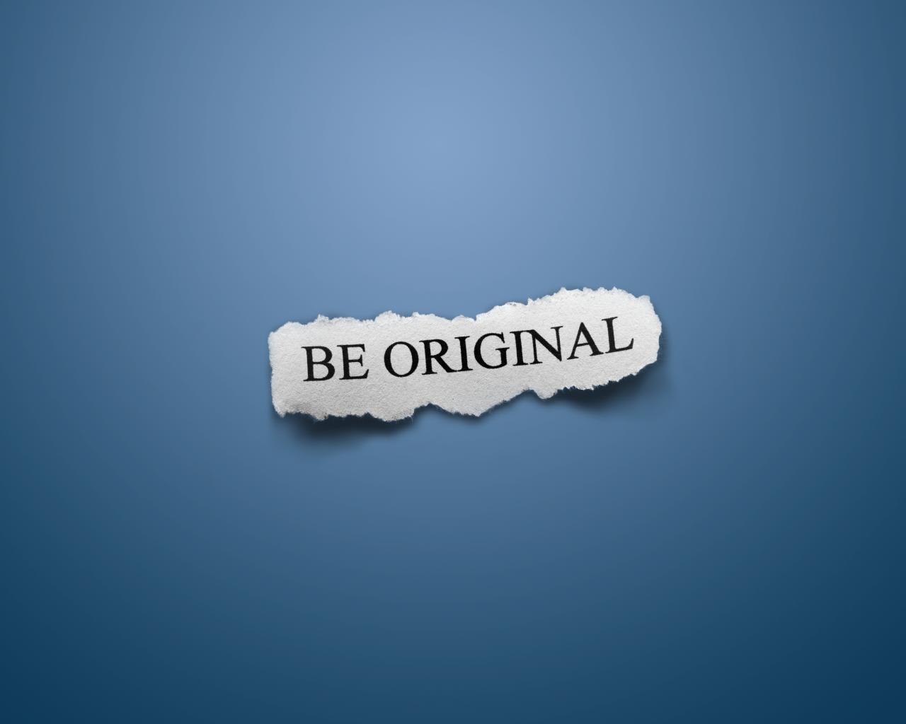 Por que a originalidade é superestimada