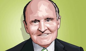 Jack welch illustration.&#;