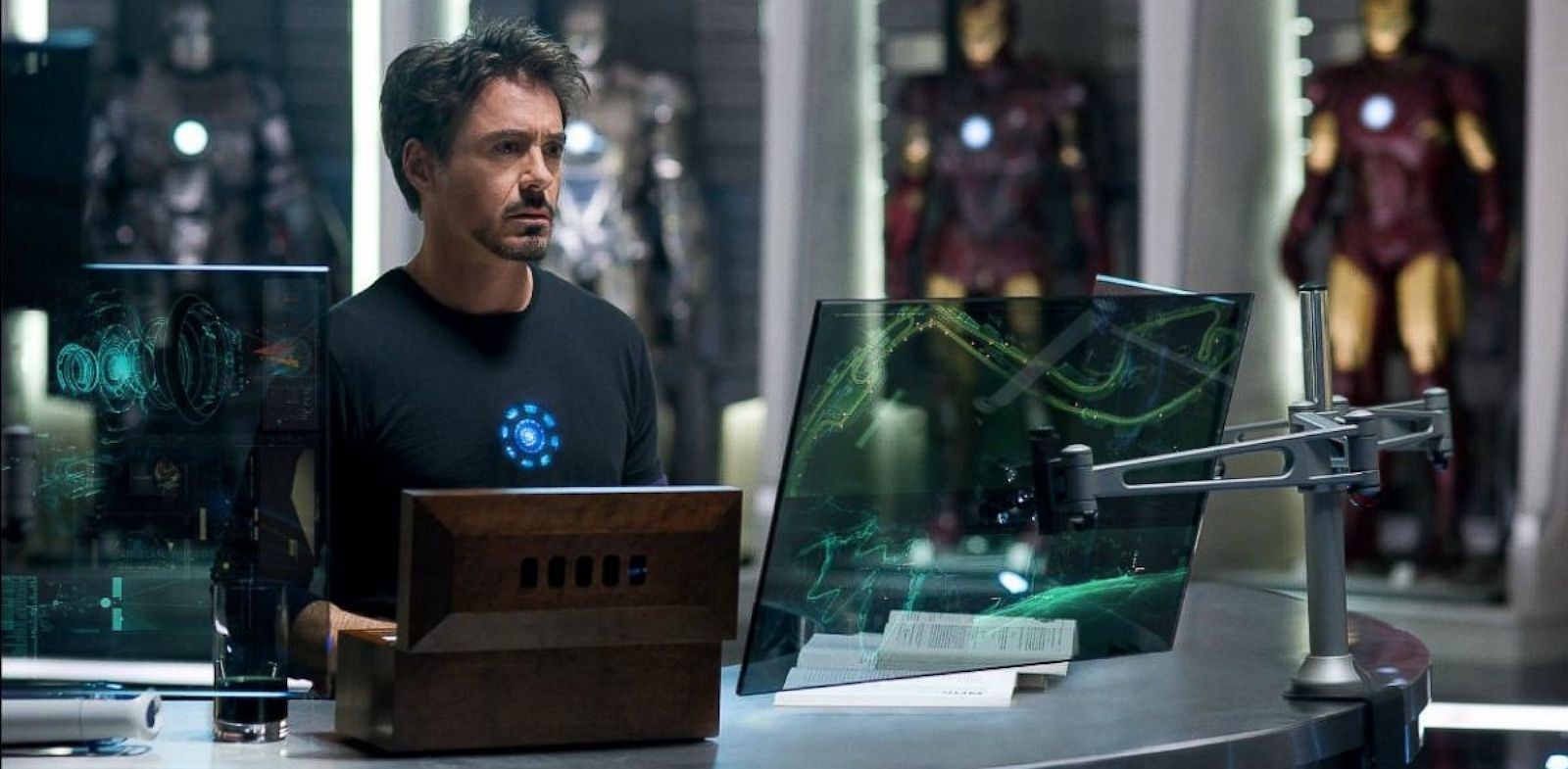 HT iron man  still jef