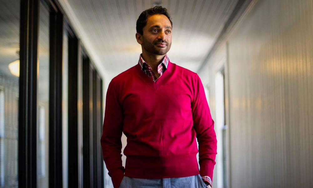 Social+Capital Partnership Founder Chamath Palihapitiya Interview
