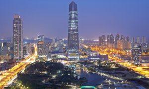 coreia do sul uma potência econômica