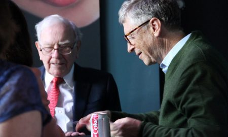bill gates e warren buffett - foco