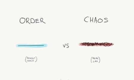 ordem x caos