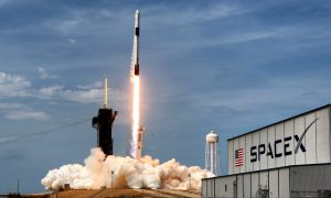SpaceX Demo2 second launch attempt